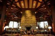 Le restaurant Living Room du Ritz-Carlton Lake Tahoe.... (Photo Bernard Brault, La Presse) - image 2.0