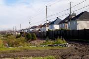 Un vaste terrain adjacent au stationnement incitatif de... (PHOTO ALAIN ROBERGE, LA PRESSE) - image 2.0