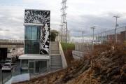 Située au nord de la voie ferrée, la... (Photo François Roy, La Presse) - image 6.0