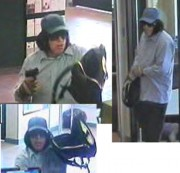 Pour ne pas se faire reconnaître, le voleur... (PHOTO FOURNIE PAR LA POLICE DE QUÉBEC) - image 1.0