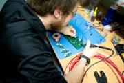 L'objectif est ambitieux. Concevoir une moto... (Photo François Roy, La Presse) - image 4.0
