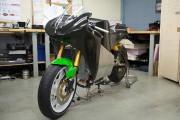 L'objectif est ambitieux. Concevoir une moto... (Photo François Roy, La Presse) - image 7.0