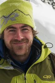En quête de neige et de défis, Evans... (Photo fournie par Evans Parent) - image 1.0