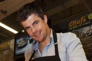 Arnaud Marchand,chef exécutif au bistro boréal Chez Boulay... (Le Soleil, Caroline Grégoire) - image 1.0