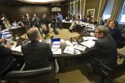 Le budget de la Ville de Québec déposé... (Le Soleil, Yan Doublet) - image 1.0