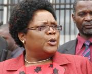 Joice Mujuru... (PHOTO TSVANGIRAYI MUKWAZHI, ARCHIVES AP) - image 2.0