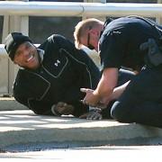 Le quart Cam Newton,... (Photo tirée du compte Twitter du Charlotte Observer) - image 2.0