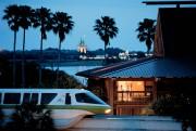 Avoir un hôtel traversé par le monorail est... (Photo fournie par Disney) - image 3.0