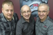 Un trio qui demeure optimiste malgré tout pour... (Photo: Stéphane Lessard, Le Nouvelliste) - image 1.0