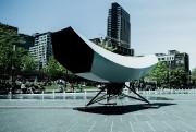 EOTONE, une installation cinétique et sonore qui explore... (Photo Herman Kolgen) - image 1.0