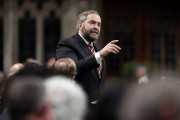 Thomas Mulcair... (PHOTO CHRIS WATTIE, REUTERS) - image 2.0