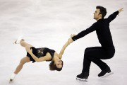 Meagan Duhamel et Eric Radford.... (PHOTO ALBERT GEA, REUTERS) - image 1.0