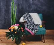 La designer de Cap-Santé Sheila Couture propose en... (Photo Élisabeth Simard) - image 1.0