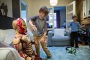Les batailles chez les enfants inquiètent les parents,... (Photo Édouard Plante-Fréchette, La Presse) - image 2.0