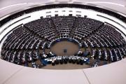 Le Parlement européen «appuie en principe la reconnaissance... (PHOTO FREDERICK FLORIN, AFP) - image 2.0