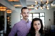 Julien Blanchard et Sophie Hahn... (PHOTO MARCO CAMPANOZZI, LA PRESSE) - image 3.0