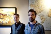Jean-Maxime Giguère et Vincent D'Aoust... (PHOTO MARCO CAMPANOZZI, LA PRESSE) - image 4.0
