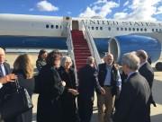 Alan Gross à son arrivée en sol américain.... (PHOTO REUTERS) - image 2.1