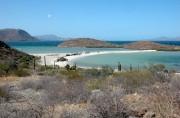 Malgré les cactus qui l'encadrent, la Bahia Concepción... (Photo Digital/Thinkstock) - image 3.0