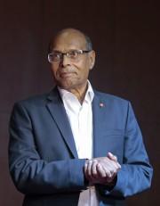 Moncef Marzouki... (Photo Zoubeir Souissi, Reuters) - image 3.0