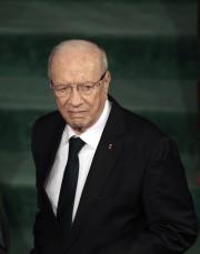Béji Caïd Essebsi... (Photo Zoubeir Souissi, Reuters) - image 2.0