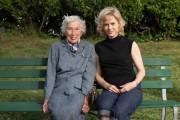 La véritable Margaret Keane etAmy Adams sur le... (PHOTO FOURNIE PAR TWC/SÉVILLE) - image 2.0