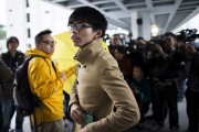 Joshua Wong ... (Photo Tyrone Siu, Reuters) - image 4.0
