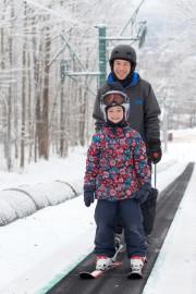 Le tapis remonte-pente rend le ski alpin plus... (Photo fournie par la Ville de Sherbrooke) - image 1.0