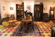 Une pièce de l'hôtel décorée avec les objets... (PHOTO KAYLA ROCCA, FOURNIE PAR DRAKE DEVONSHIRE) - image 1.0