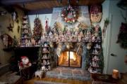 Pour Noël, la maison de Francine et d'Anne... (PHOTO ANDRÉ PICHETTE, LA PRESSE) - image 5.0