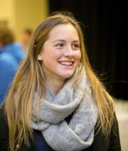 À cause de son prénom, Mikaela Tommy se... (PHOTOS ALAIN ROBERGE, LA PRESSE) - image 1.0
