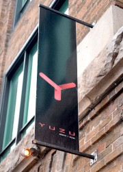 Pionnier dans le Nouvo St-Roch, le restaurant Yuzu... (Photothèque Le Soleil, Erick Labbé) - image 26.0