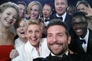 L'égoportraitd'Ellen Degeneres aux Oscars 2014.... (PHOTO TIRÉE DE TWITTER) - image 6.0