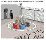 Le gouvernement investit beaucoup d'argent dans le système... (Le Soleil, André-Philippe Côté) - image 1.0