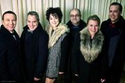 L'équipe du Bye bye 2014... (ICI Radio-Canada télé) - image 1.0