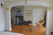 La chambre principale est doté d'une arche et... (Photo Pascal Ratthé, collaboration spéciale) - image 2.1