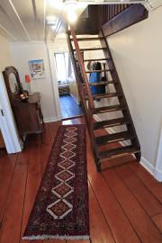 Un escalier de meunier récupéré, amélioré d'une main... (Photo Pascal Ratthé, collaboration spéciale) - image 3.1