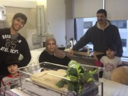 La famille Lazim... (Courtoisie) - image 1.0