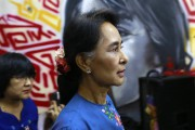 Aung San Suu Kyi... (Photo Archives Reuters) - image 3.0