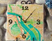 Une horloge à la MapisArt.com... (Photo fournie par MapisArt) - image 2.1