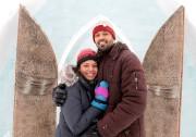 Les New-Yorkais Wilmina Landford et Randall Hudgins ont... (Photo Le Soleil, Erick Labbé) - image 1.0
