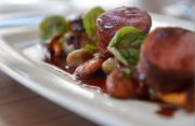 Un plat du restaurant Les Sales Gosses... (Le Soleil, Yan Doublet) - image 3.0