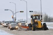 Bien que les rues de Trois-Rivières aient reçu... (Photo: Émilie O'Connor Le Nouvelliste) - image 1.1