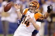 Andy Dalton n'a toujours pas aidé les Bengals... (Photo Michael Conroy, AP) - image 2.0