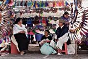 Le célèbre marché d'artisanat d'Otavalo est incontournable. ... (Photo Olivier Jean, Archives La Presse) - image 2.1