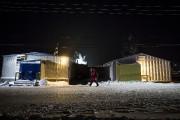 Pierrette Bédard s'estimait chanceuse hier d'être à Kuujjuaq,... (PHOTO OLIVIER PONTBRIAND, LA PRESSE) - image 1.0