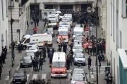 La France a vécu 53 heures d'effroi, de l'attentat... (PHOTO MARTIN BUREAU, AFP) - image 2.0
