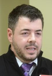 Dr Alex Carignan... (Archives La Tribune, Maxime Picard) - image 1.0