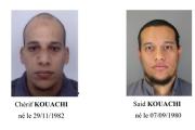 Les deux suspects recherchés par la police française.... - image 1.0