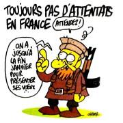 La dernière caricature - hélas prémonitoire - de... - image 1.0